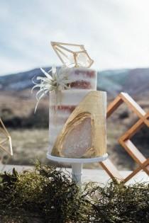 wedding photo - Boho Chic Utah Desert Styled Shoot