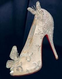 wedding photo - Beautiful Shoes