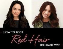 wedding photo - How to Rock Red Hair the Right Way l Makeup.com