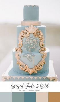 wedding photo - Wedding Colour Palettes