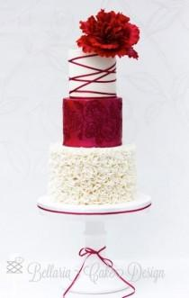 wedding photo - Moodboard Monday - Red And White