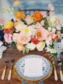 wedding photo - Vintage Spanish Inspired Wedding