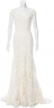 wedding photo - Pronovias Kaira Wedding Dress w/ Tags