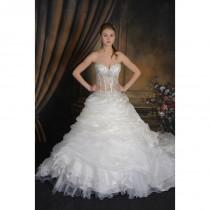 wedding photo - Gina K 1614 -  Designer Wedding Dresses