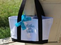 wedding photo - Personalized Boat Tote Bag Bridesmaid Gift, Mother of the Bride Tote Bag, Bridesmaid Gift, Personalized Bridemaid Tote, Mother of the Groom