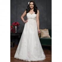 wedding photo - Femme by Kenneth Winston Style 3369 - Fantastic Wedding Dresses