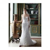 wedding photo - Casablanca Bridal Fall 2012 - Style 2081 - Elegant Wedding Dresses
