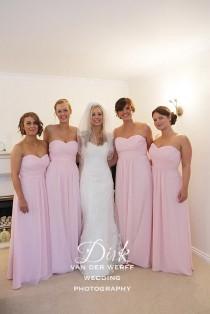 wedding photo - Wynyard Hall Summer Wedding For Samantha And Michael