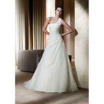 wedding photo - Pronovias Wedding Dresses - Style Albeniz - Junoesque Wedding Dresses