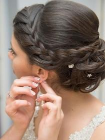 wedding photo - The Best Braided Updos For Long Hair