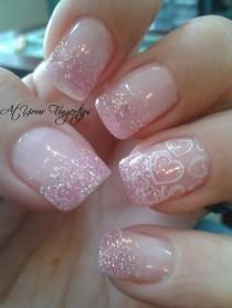 wedding photo - Gel Nails