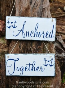 wedding photo - Wedding Signs, Personalized Couples Anniversary Gifts, Love Signs