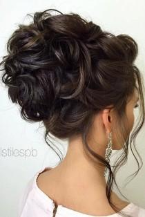 wedding photo - Sophisticated Prom Hair Updos