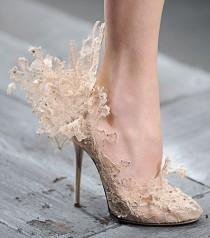 wedding photo - OMG Shoes!