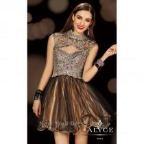 wedding photo - Alyce 3636 - Charming Wedding Party Dresses