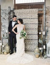 wedding photo - Glamorous Texas Wedding with Dazzling Moroccan Details