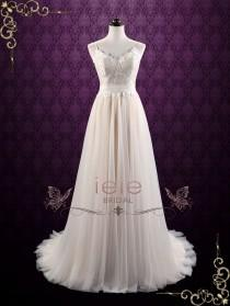 wedding photo - Ready To Ship Fairytale Lace Wedding Dress