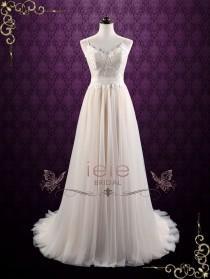 wedding photo - Ready To Ship Fairytale Lace Wedding Dress