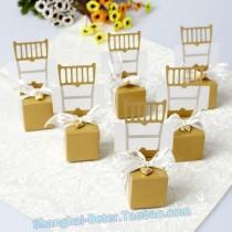 wedding photo - 50th anniversary Wedding decor Favor Box Place Card Holder@beterwedding