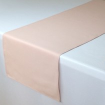wedding photo - Blush Table Runner, 14 x 108 inches