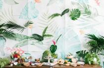 wedding photo - How To Throw a Tropical Bridal Shower