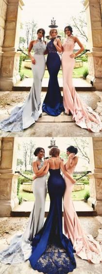 wedding photo - Mermaid Prom Dress