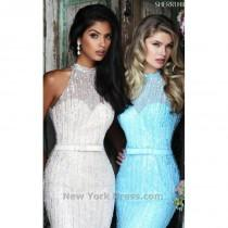 wedding photo - Sherri Hill 50289 - Charming Wedding Party Dresses
