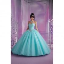 wedding photo - Light Blue Vizcaya by Mori Lee 89017 - Brand Wedding Store Online