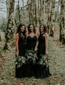 "wedding photo - ""Winter is Coming"" Woodsy Wedding Inspiration"
