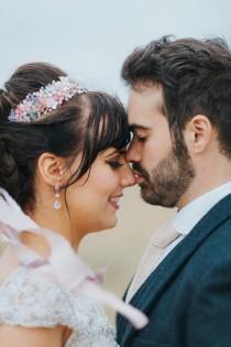 wedding photo - Whimsical Wonderland Wedding with Afternoon Tea