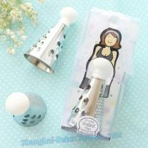 "wedding photo - ""World's Gratest Mom"" Cheese Grater in Gift Box with Organza Bow BETER-WJ055"