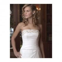 wedding photo - Casablanca Bridal 1801  Fall 2005 -  Designer Wedding Dresses