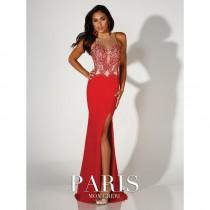 wedding photo - Paris by Mon Cheri 116777 - Elegant Evening Dresses