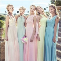 wedding photo - Bridesmaid Dress -  Infinity Dress