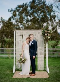 wedding photo - Captivating Country Romance Wedding Inspiration - Polka Dot Bride