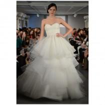 wedding photo - Cheap 2014 New Style Ines Di Santo Triomphe Wedding Dress - Cheap Discount Evening Gowns