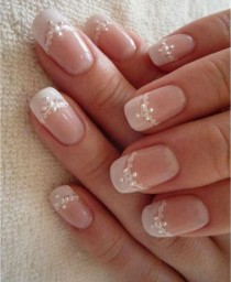 wedding photo - Pretty Nail Design