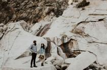 wedding photo - A Rustic + Stylish Rocky Mountains Anniversary Session