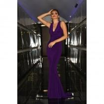 wedding photo - Xtreme Prom by Impression 32610 Purple,Black,Red Dress - The Unique Prom Store