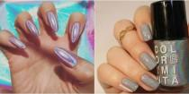 wedding photo - Holographic Nails Want To Take Your Mani To The Future