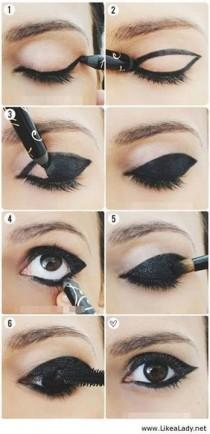 wedding photo - Daily New Fashion : Eyes Makeup Fashion