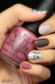 wedding photo - 80  Cute And Easy Nail Art Designs That You Will Love - Nail Polish Addicted