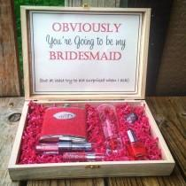 wedding photo - Bridesmaid Box