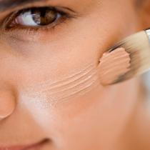 wedding photo - The Product You Should Be Mixing With Your Foundation