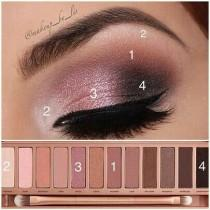 wedding photo - Naked3 Eyeshadow Palette