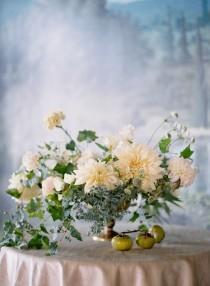 wedding photo - Fresh Florals: Dahlia