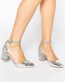 wedding photo - SHOOTING STAR Pointed Heels