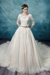 wedding photo - Win a Made-to-Measure Wedding Dress from Leis Atelier!