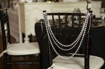 wedding photo - Pearl Spools - Bead Garlands - Wedding Decorations - Wedding Supplies -  Page 2