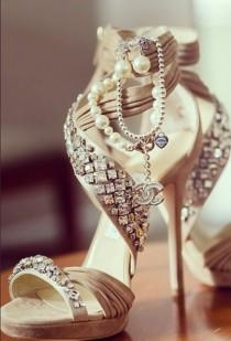 wedding photo - Gorgeous Wedding Shoes